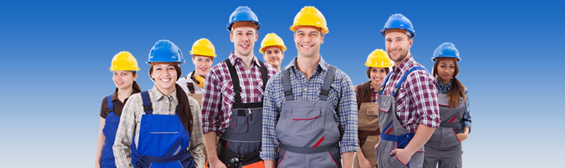 équipe de plombier à Boucherville